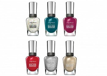 Sally Hansen Complete Salon Manicure Christmas