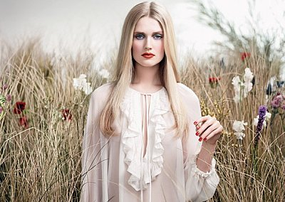 Коллекции макияжа Givenchy Instant Bucolique весна 2012