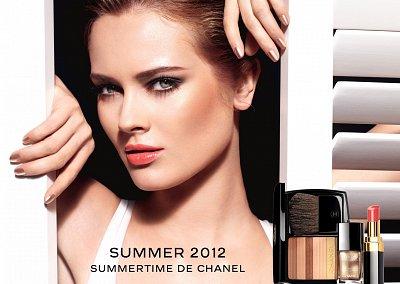 Коллекция макияжа Chanel лето 2012