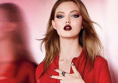 Коллекция макияжа Dior Metallics осень 2017