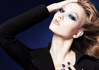 Осенняя коллекции макияжа Dior Blue Tie
