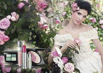 Коллекция макияжа Lancome Roseraie des Delices весна 2012