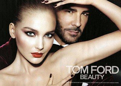 Коллекция макияжа Tom Ford осень 2012