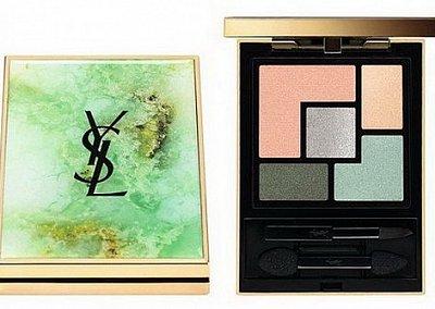 Коллекция макияжа Yves Saint Laurent Boho Stones весна 2016