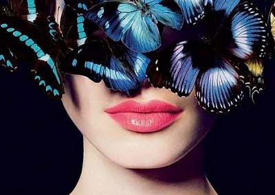Коллекция макияжа L'ete Papillon de Chanel