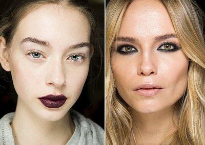 Модный макияж осень-зима 2016-2017