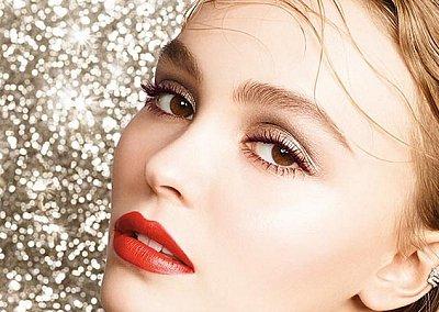 Рождественская коллекция макияжа Chanel Libre Numeros Rouge 2017