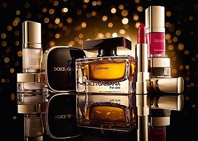Рождественская коллекция макияжа Dolce & Gabbana The Essence