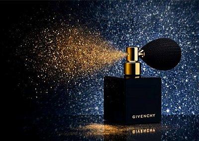 Рождественская коллекция макияжа - Nuit Celeste от Givenchy