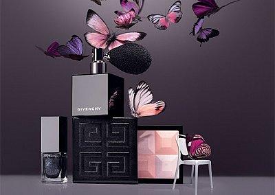 Рождественская коллекция макияжа от Givenchy