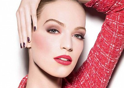 Весенняя коллекция макияжа Chanel Notes du Printemps