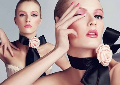 Весенняя коллекция макияжа Dior Cherie Bow