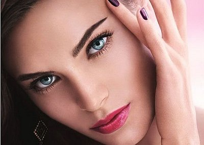 Весенняя коллекция макияжа Giorgio Armani 2015