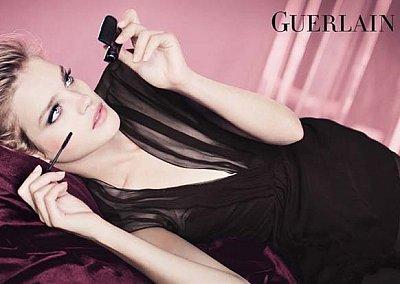 Весенняя коллекция макияжа Guerlain Les Roses et Le Noir