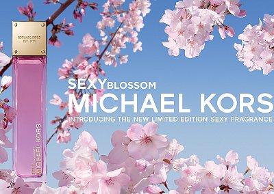 Аромат Michael Kors Sexy Blossom