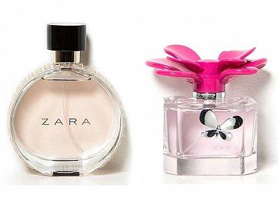 Новые ароматы от Zara