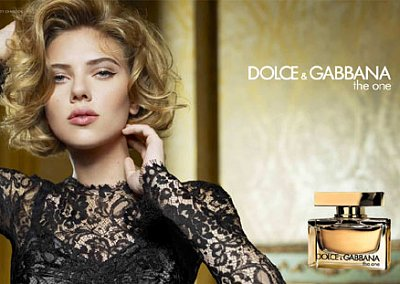 Новинка осени - аромат Dolce & Gabbana The One Lace Edition