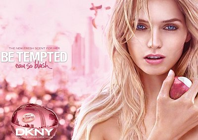 Новинка от Donna Karan: DKNY Be Tempted Eau So Blush