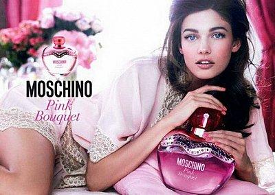 Новый аромат Moschino - Pink Bouquet