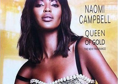 Аромат Naomi Campbell Queen of Gold