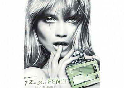 Новый аромат Fan di Fendi Eau Fraiche от Fendi