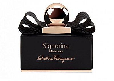 Signorina Misteriosa - новый аромат от Salvatore Ferragamo