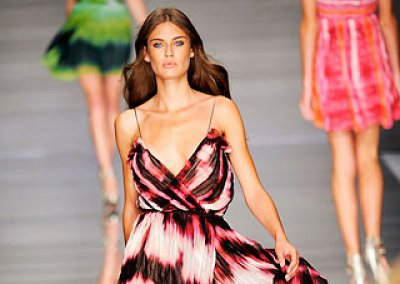 Модный сарафан лето 2010