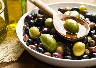 Оливковая диета