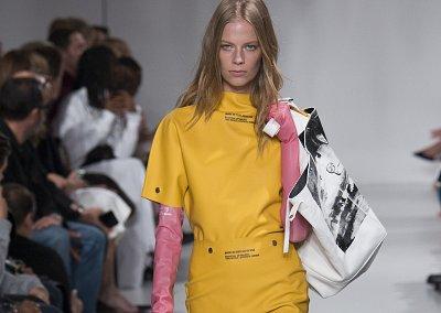 Calvin Klein весна-лето 2018