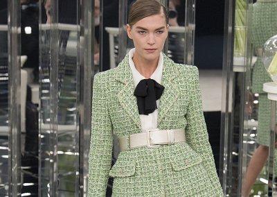 Chanel Haute Couture весна 2017