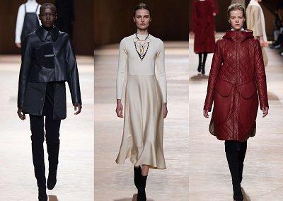 Hermès осень-зима 2015-2016