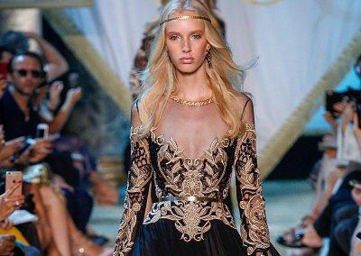 Коллекция Elie Saab Haute Couture осень-зима 2017-2018