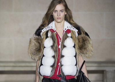 Louis Vuitton осень-зима 2017-2018