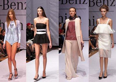 Mercedes-Benz Kiev Fashion Days весна-лето 2014