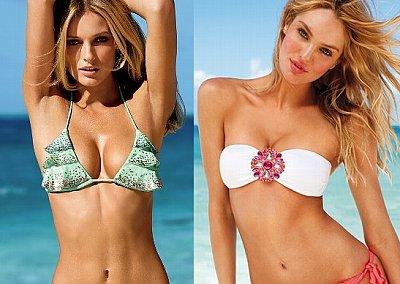 Купальники весна-лето 2012 от Victoria's Secret