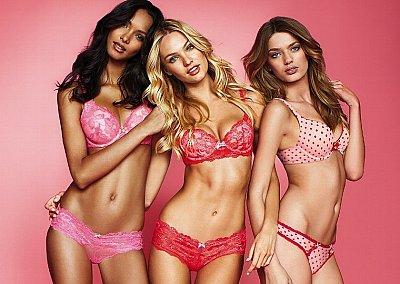 Лукбук Victoria's Secret июль 2012