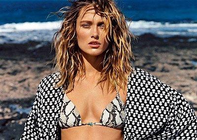 Пляжная мода лето 2014