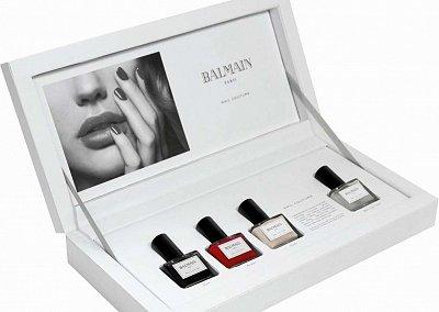 Коллекция лаков для ногтей Balmain