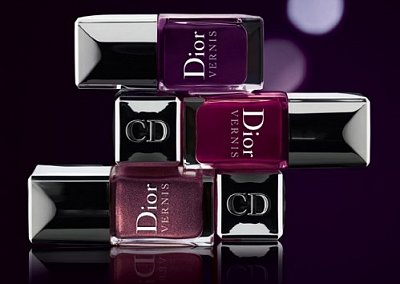 Новая коллекция лаков для ногтей от Dior