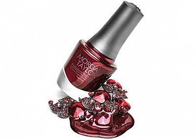 Рождественская коллекция лаков для ногтей Morgan Taylor Gifted with Style
