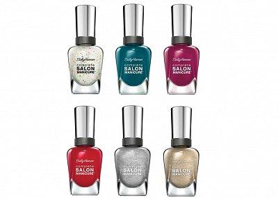 Sally Hansen Complete Salon Manicure Christmas