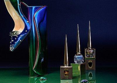 Scarabée - новая коллекция лаков Christian Louboutin
