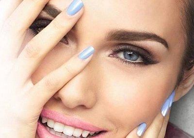 Весенняя коллекция гель-лаков для ногтей Isadora