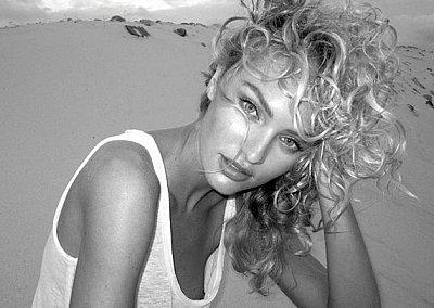 Candice Swanepoel в рекламе Rag & Bone