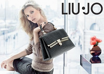 Кейт Мосс в рекламной кампании Liu Jo осень 2013