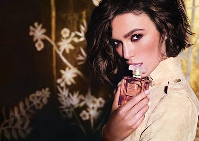Кира Найтли – в рекламе Chanel Coco Mademoiselle