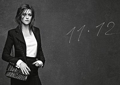 Рекламная кампания сумок Chanel весна-лето 2015