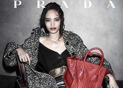 Рекламная кампания Prada осень-зима 2013-2014
