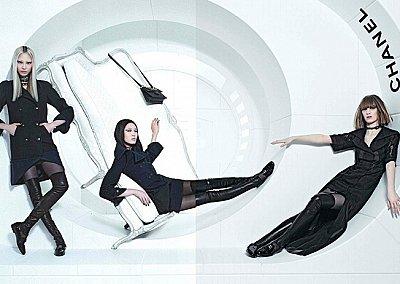 Рекламная кампания Chanel осень-зима 2013-2014
