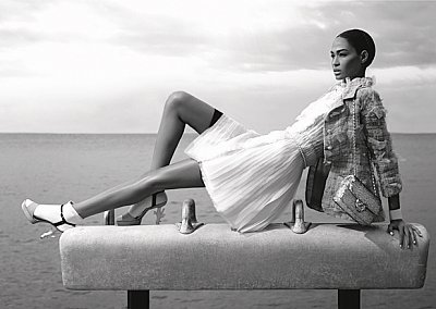 Рекламная кампания Chanel весна 2012
